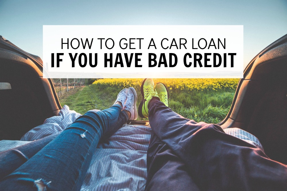 Can you Get a Car Loan with Bad Credit in Australia
